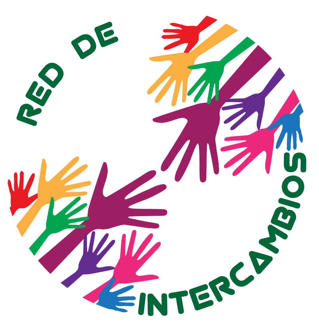 Logo Red Intercambios